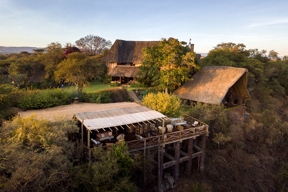 Lewa Wilderness Kenya Family Lodge
