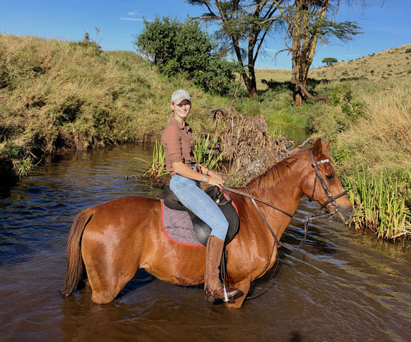 Horse Safaris Kenya